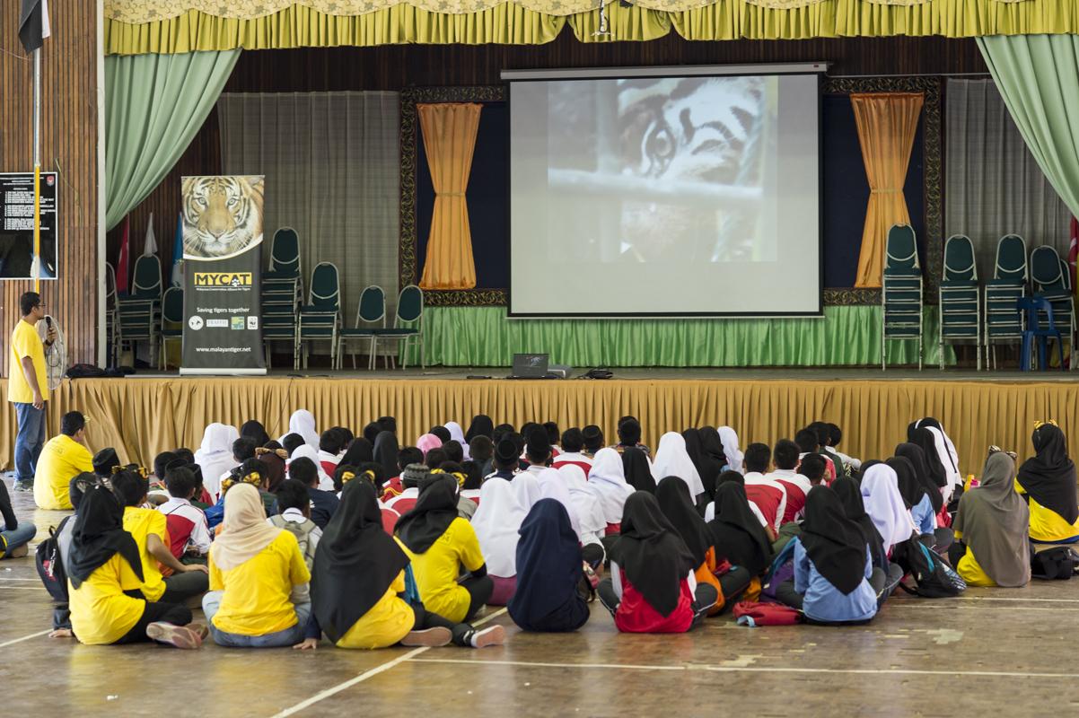 Harimau Untuk Selamanya Outreach Programme